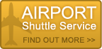 Shuttle service to and from Manchester-Boston Regional Airport